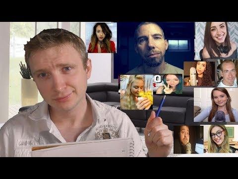 ASMR - Creator Consultation Roleplay (Choosing the right creator, for you!)