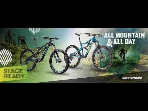Cannondale Jekyll & Trigger Launch