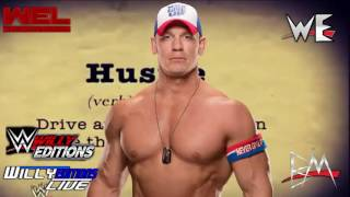 WWE | John Cena | My Time Is Now | Theme Song | AE+Arena Effects 2016 | V2 Resimi