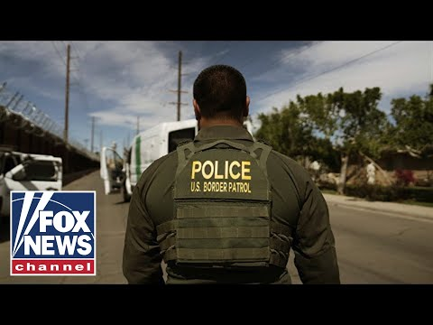 Exclusive video of armed smugglers at the border on 'Tucker Carlson Tonight'