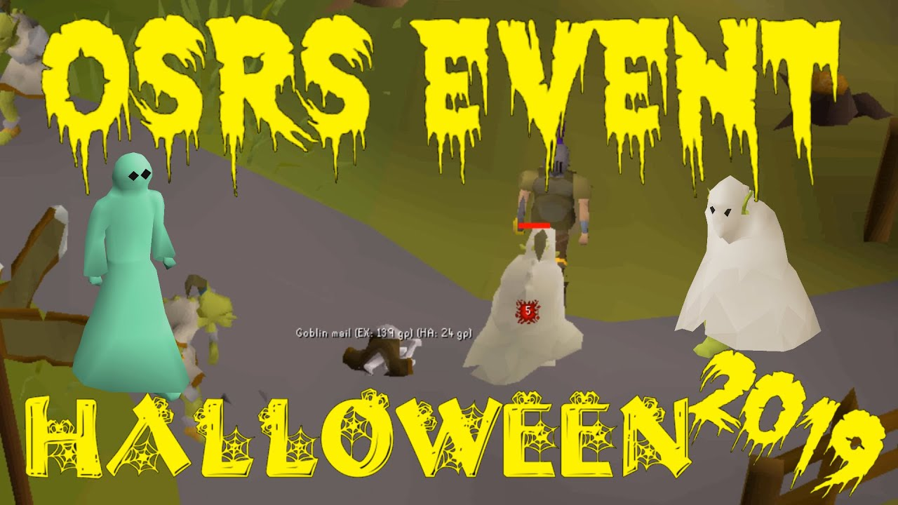 Halloween Quest 2020 Osrs OSRS   Halloween Event 2019   YouTube