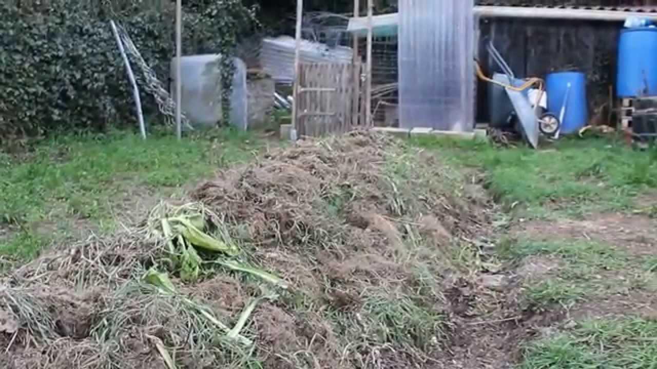 butte de permaculture youtube