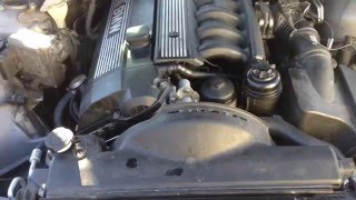 How to check coolant and Bleed air from Radiator and Engine M3 M5 E36 e38 e39 e46 e53 e90 e60