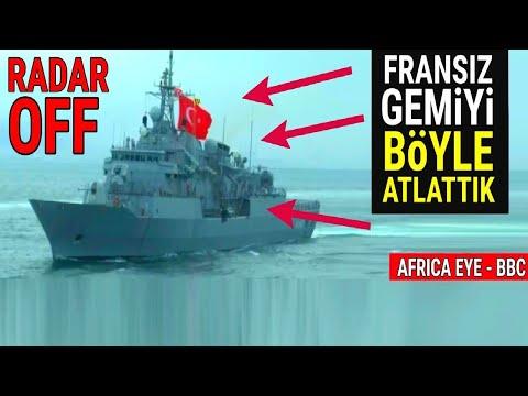 Fransa'nın Yakalayamadığı, Türk Gemisi
