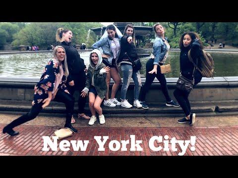 NEW YORK CITY FOR MY BACHELORETTE    Nikki Bahan
