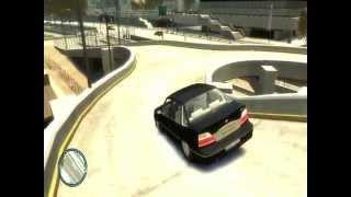 GTA IV - test drive daewoo cielo
