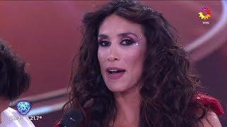 Flor Marcasoli Bailando 2018 - PUNTAJE del Ritmo Libre - Showmatch 2018