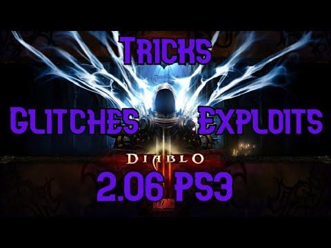 Diablo 3 RoS - Tricks, Glitches and Exploits (English)