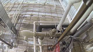 Трубы теплого пола (1этаж)