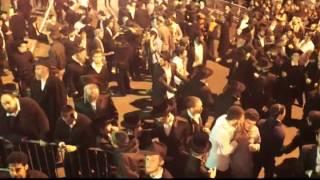 Sukkot 5775  1-st Night of Simha Beis Hashieva. Crown Heights, Brooklyn NY