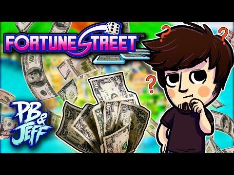 GOTTA SPEND $ TO MAKE $! - Fortune Street | Wii (Part 7)