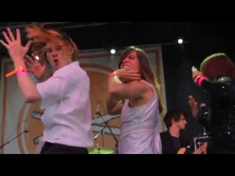 Treefort Music Festival 2015 - Killing Sasquatch