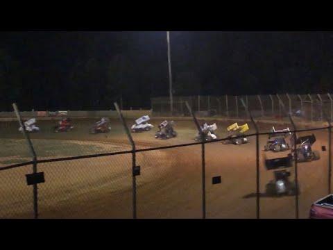 8/10/19 Carolina Sprints Main Harris Speedway