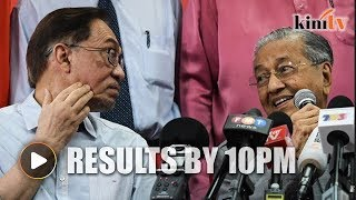 EC promises PD by-election results by 10pm