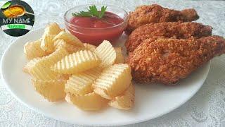 Куриные ножки как в KFC☆Чайхана☆Рецепты☆KFC Chicken Legs