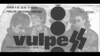 Las Vulpes - Zas! Patada En Los Huevos