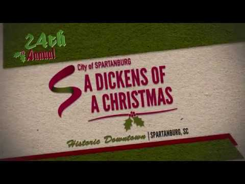 Spartanburg Dickens of a Christmas, 2017