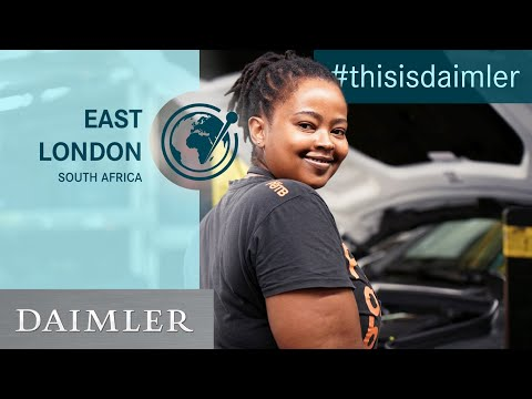 #thisisdaimler | Site-Portrait East London