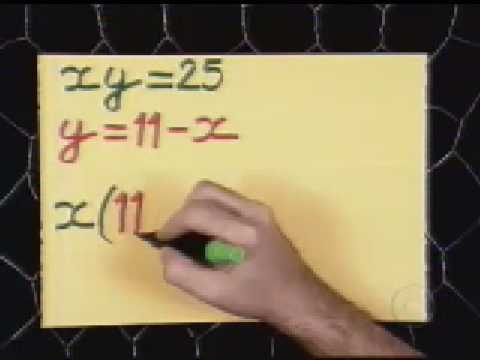 video aulas de matematica telecurso 2000