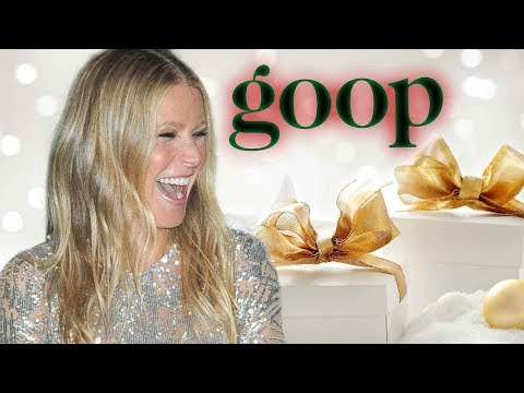 The Morning Rush - Gwyneth Paltrow releases her insane gift list