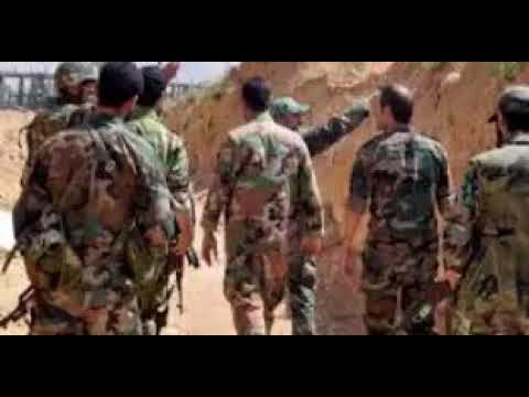 Syria ISIL Heavily Defeated in Offensive in Eastern Deir Ezzur