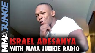 Israel Adesanya: Beating Jan Blachowicz for second title boosts my legacy