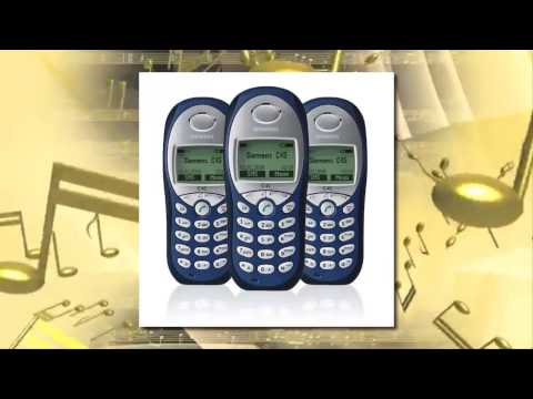 Siemens C45 Retro Ringtone 12 (Chinese type tune)