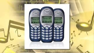 Siemens C45 Retro Ringtone 12 (Chinese type tune)