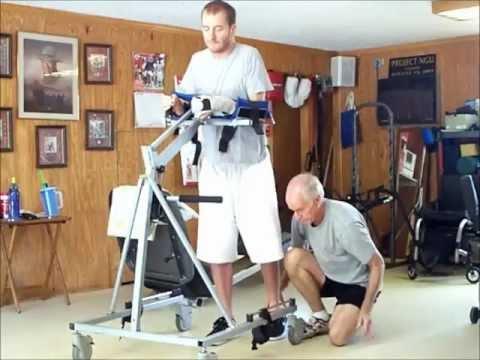 Still Going-A Quadriplegic's Recovery