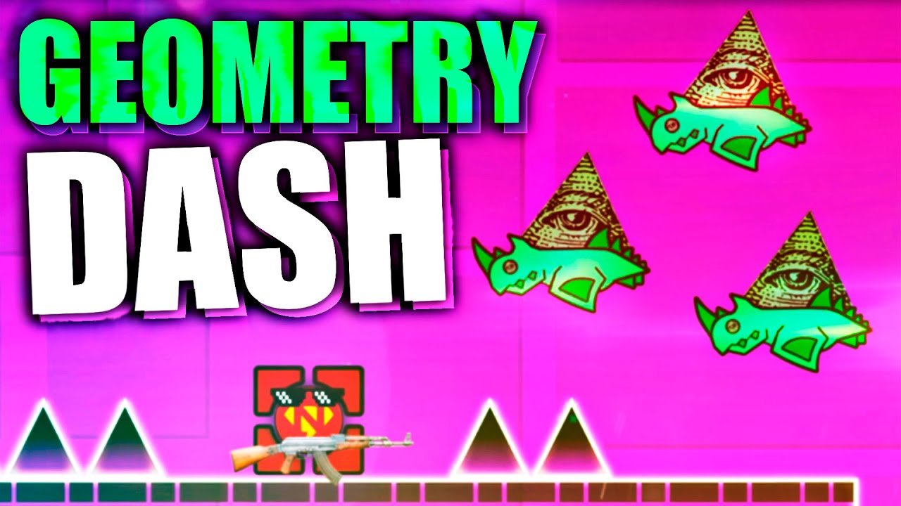 Geometry dash youtube