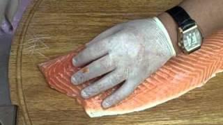 Как засолить красную рыбу? Рустам Тангиров.(, 2011-01-05T21:57:19.000Z)