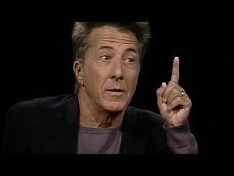 Dustin Hoffman interview 1999 year