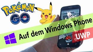 Pokemon Go für Windows Phone - So funktioniert es