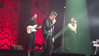 Clara Luciani et Benjamin Biolay - Bonnie and Clyde - 12 avril 2019