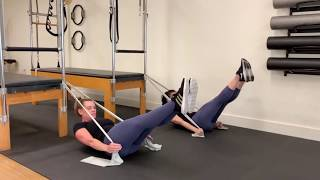 At-Home Theraband Workout