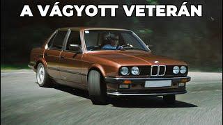Ezt az autót használni kell: BMW E30 325e (1986) | Alapjárat