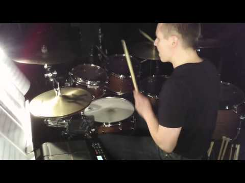 Rent Musical - Love Me Or Leave Me (Pit drum cam) by Kai Jokiaho