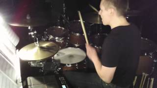 Rent Musical - Take Me Or Leave Me (Pit drum cam) by Kai Jokiaho