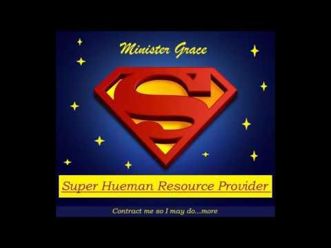 Super Hueman Resource Provider Minister Grace d  McCormick c8 26 2014