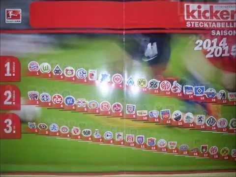 Kicker Em Tabelle