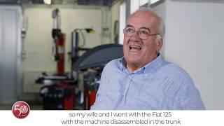 I primi 50 anni di FASEP. Il successo di una azienda, la storia di una famiglia