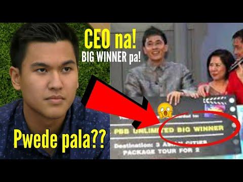Kaparehong CEO Ni Gino, Naging BIG WINNER Sa PBB?? Wala Pala Sa Estado Ng Buhay?? 😱