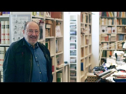 Umberto Eco Interview: I Was Always Narrating