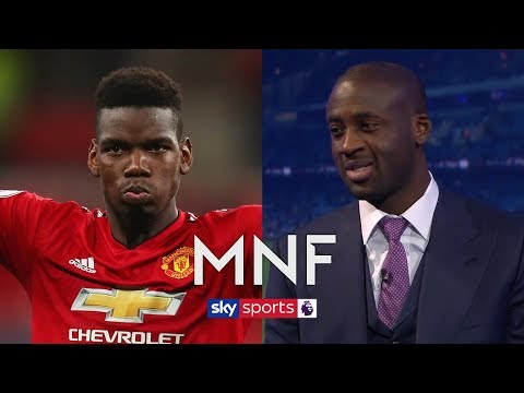 Yaya Toure on why Paul Pogba is performing so much better under Solskjaer | MNF