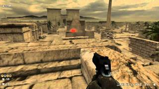 Serious Sam 3 BFE - The Power of the Underworld - 1/4, Secrets #1, 2 and 3