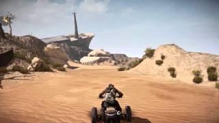 Ravaged Trike Gameplay - 2 Dawn Games