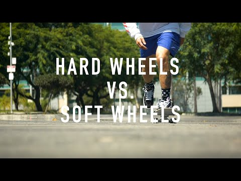 Hard Wheels VS. Soft Wheels: What's The Difference