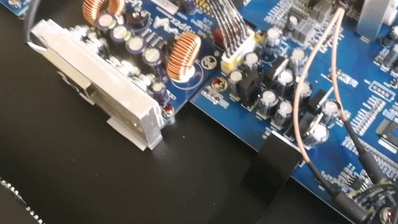 NAD C338 amp unboxing and under the hood