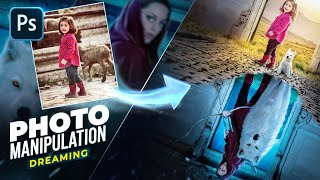 Dreaming - Photo Manipulation Tutorial