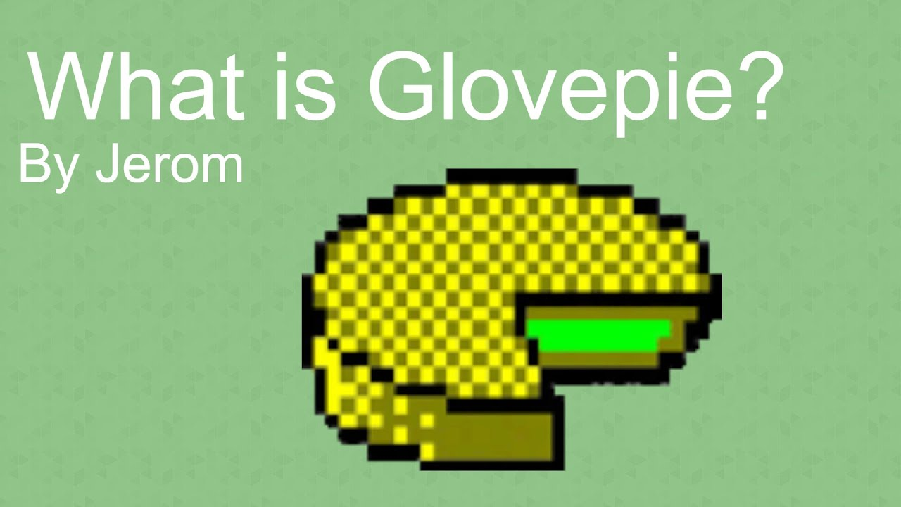 what is glovepie?